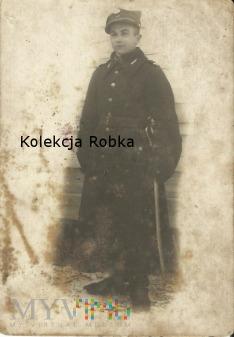 Duże zdjęcie Starszy Ułan 25 Pułku Ułanów Wielkopolskich