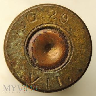 Łuska .303 .G.29. .VII.