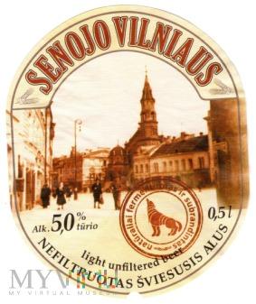 Senojo Vilniaus