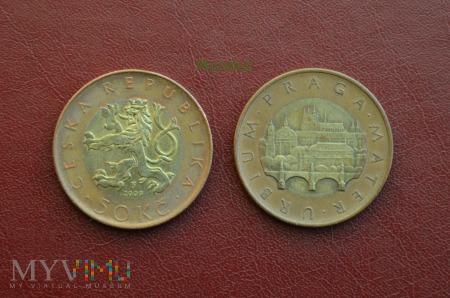 Moneta czeska: 50 korun českých