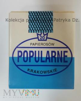Duże zdjęcie Papierosy POPULARNE Krakowskie