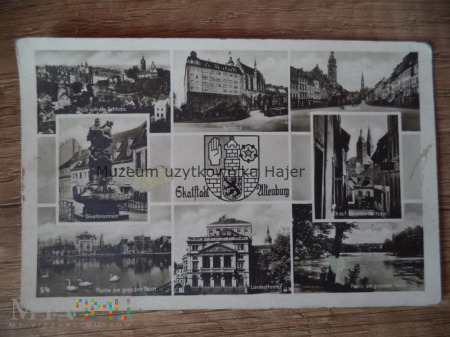 Skatstad Altenburg