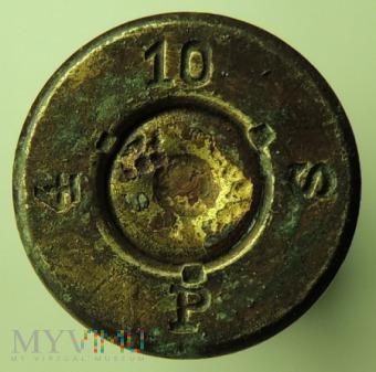 Łuska 7,92x57 10 S P 4