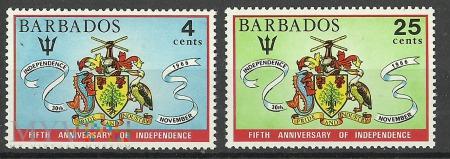 Herb Barbadosu