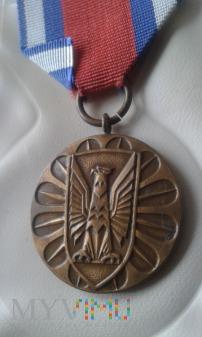Odznaka Za zasługi w ochronie porządku publicznego