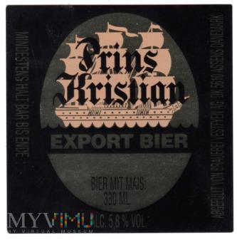 Prins Kristian Export Beer