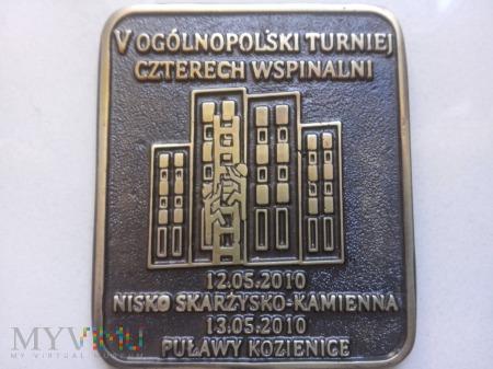 V Ogólnopolski Turniej Czterech Wspinalni