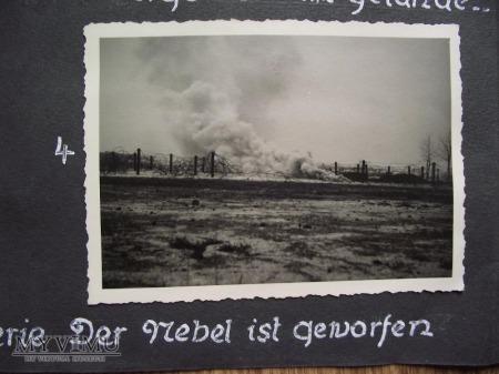 Poligon- szkolenie 1942 Wehrmacht