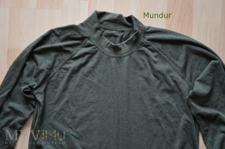Koszulka zimowa ciemnozielona wz. 507T/MON