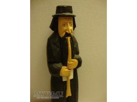 Żyd grający na ....klarnecie
