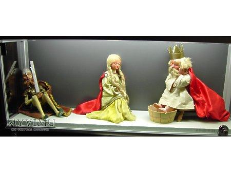 Za króla Krakusa lalki
