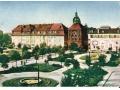 SŁUPSK, Centrum miejscowości.