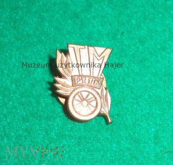 Duże zdjęcie PTTK TM - odznaka
