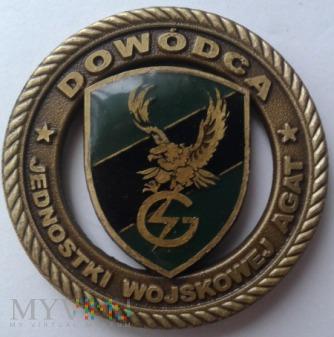 Coin. Płk Drumowicz JW AGAT.