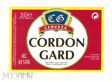 Hiszpania, Cordon Gard