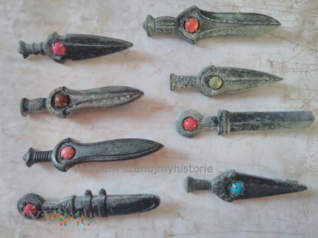 KWHW Germanische Schwerter und Dolche