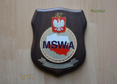 MSWiA