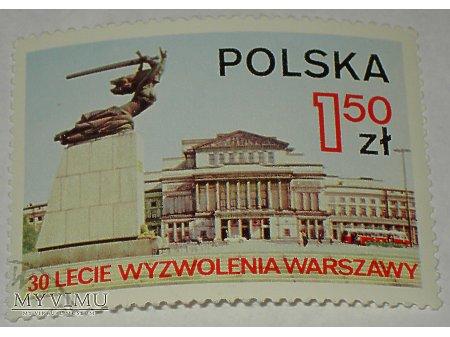 30-lecie wyzwolenia Warszawy, jelcz ogórek