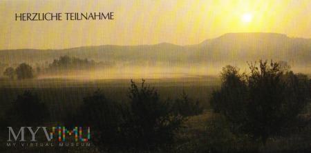HERZLICHE TEILNAHME