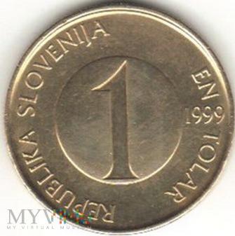 1 TOLAR 1999