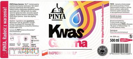 Pinta, Kwas Gamma