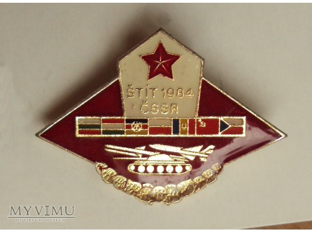 Odznaka pamiątkowa manewrów Układu Warszawskiego