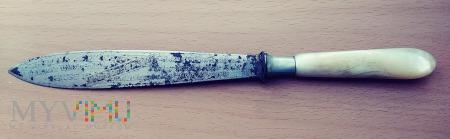 Nożyk reklamowy do papeterii.