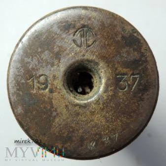Łuska naboju sygnałowego TH 1937 K37