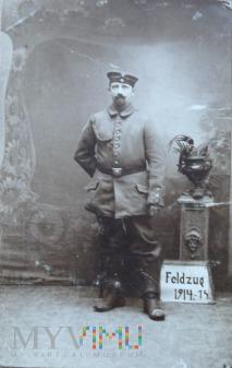 Zdjęcie żołnierz pruski