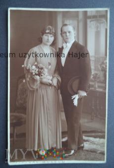 Fotograf O. Goldbach Hindenburg - fotografia