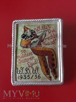 WHW Karnevals Sammlung 1935/36