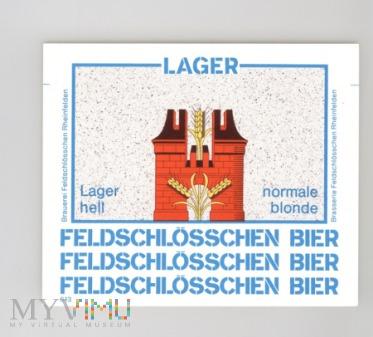Duże zdjęcie Feldschlösschen Lager