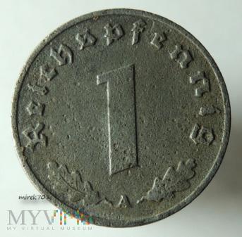 1 reichspfennig 1940 A