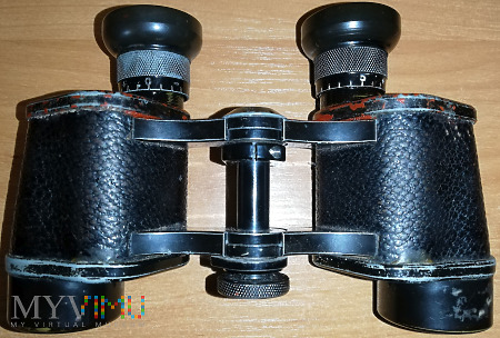 D.F. 8x24 Zeiss Dienstglas Blink-Gerät