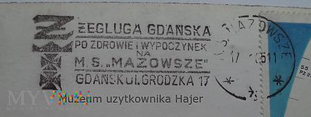 Żegluga Gdańska po Zdrowie i Wypoczynek M/S