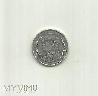 Tajlandia 1 baht, 2560 (2017) ๒๕๖๐