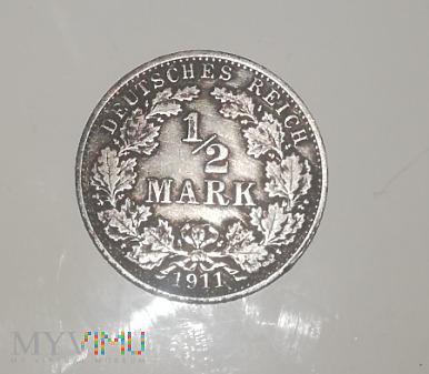 1/2 marki 1911