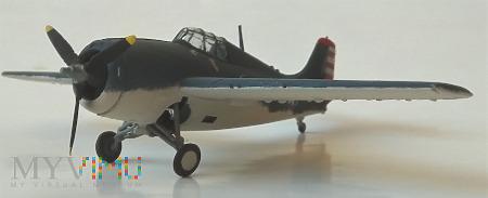 Samolot myśliwski F4F-3