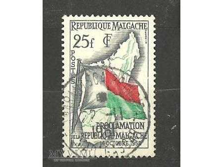 Flag Malgache