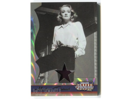 Marlene Dietrich fragment stroju aktorki nr 331