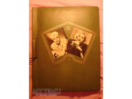 Album Okładka Marlene Dietrich Greta Garbo