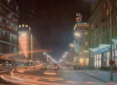Fotografia dokumentalna neonów PRL nr 7