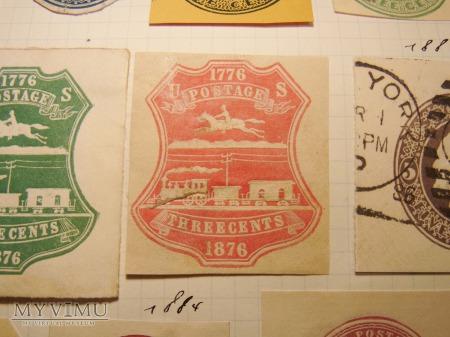 100-lecie poczty USA