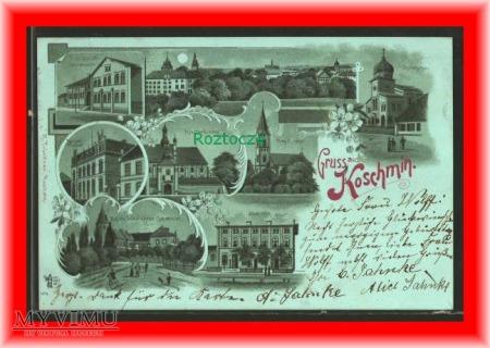 KOŹMIN Koschmin