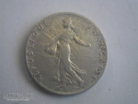 Duże zdjęcie Moneta francuska