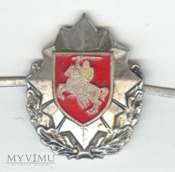 Emblemat na czapkę Białoruś