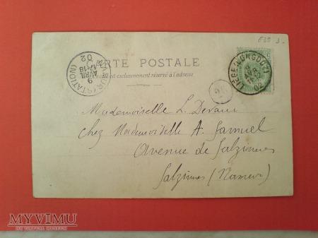 1902 Caroline OTERO ostatnia wielka kurtyzana