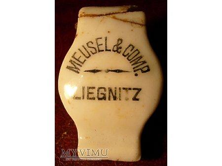 Mineralwasser- Fabrik Meusel & Co Liegnitz