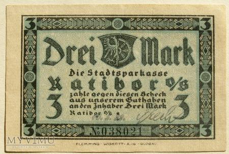 Pieniądz Zastępczy 3 Marki