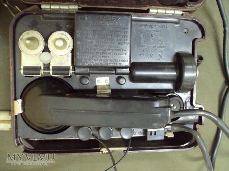 Telefon polowy TA-57
